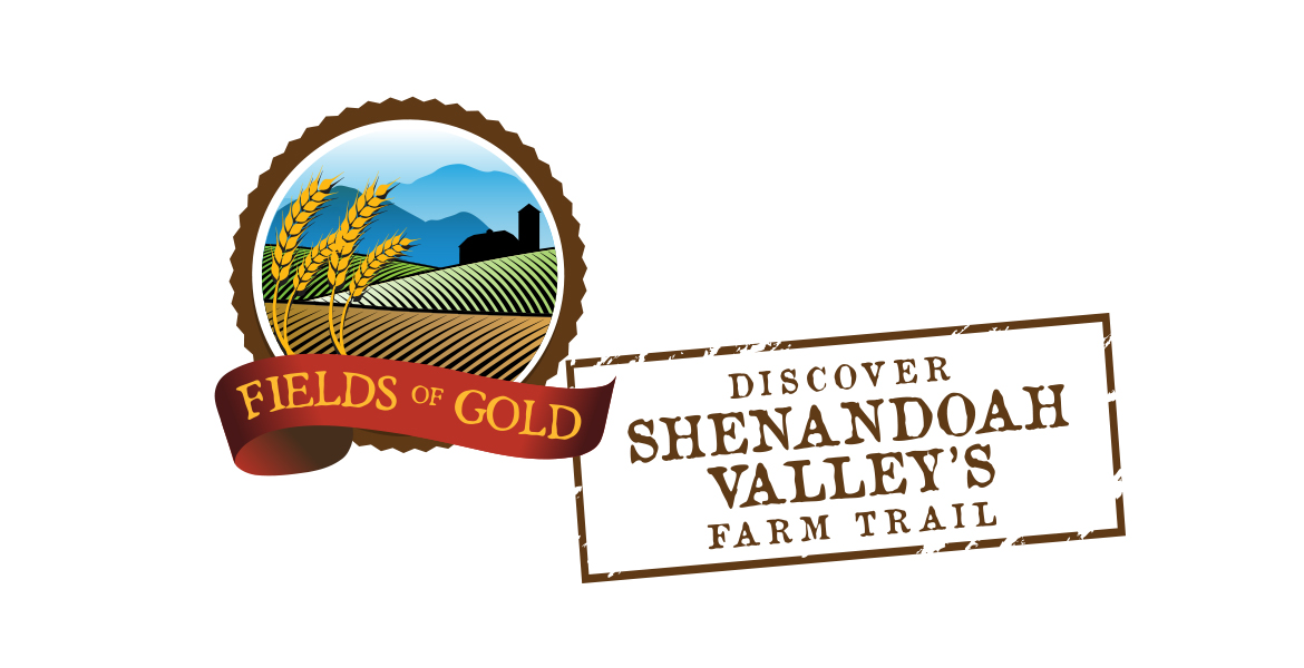 Fields of Gold: Shenandoah Valley's Farm Trail Identity-0