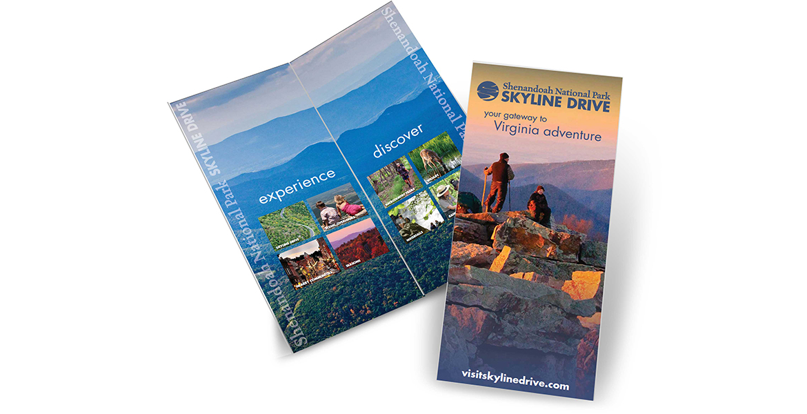 Skyline Drive in Shenandoah National Park Identity and Collateral-0
