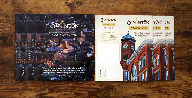 Staunton Visitor's Guide-0