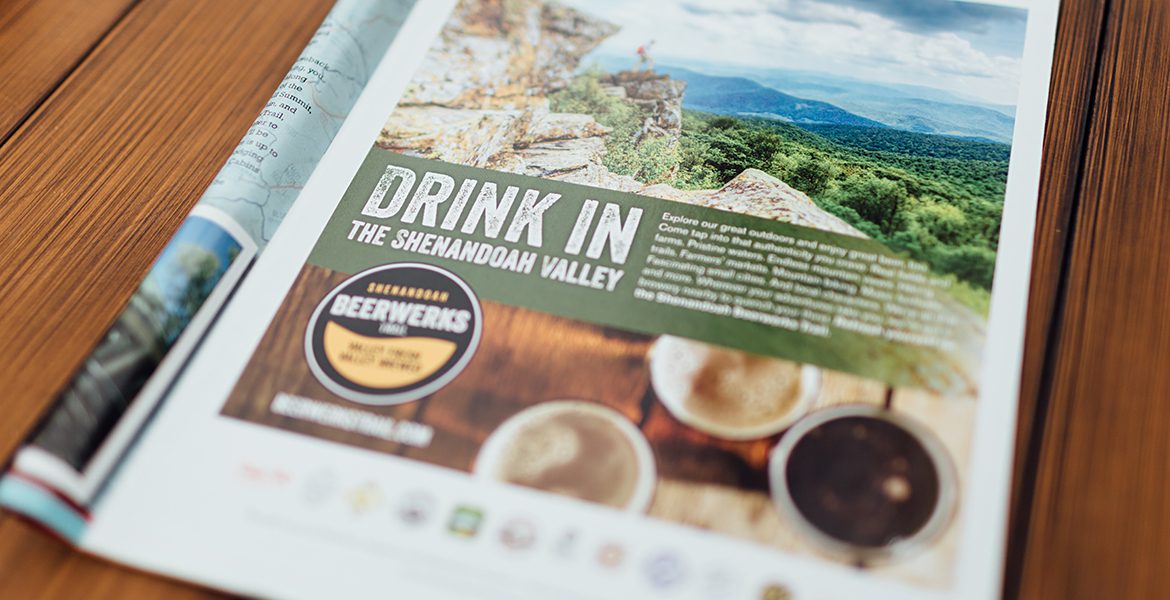 Shenandoah Valley Beerwerks Trail: Cross Media Campaign-7