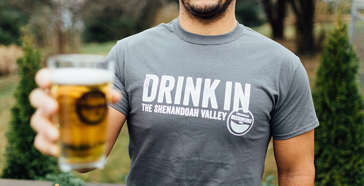 Shenandoah Valley Beerwerks Trail: Cross Media Campaign-0