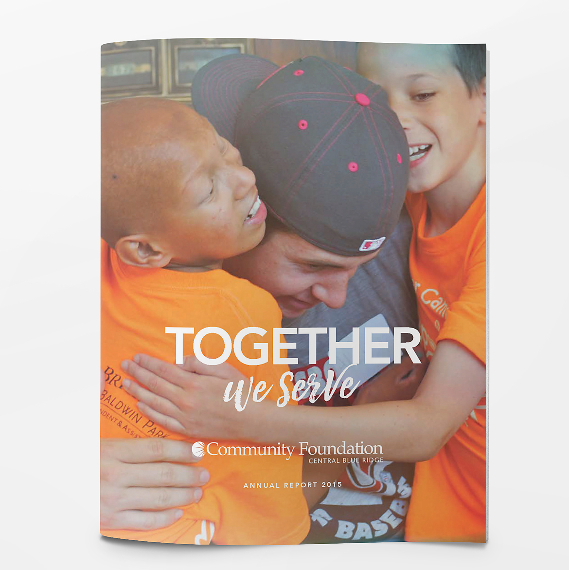 Community Foundation: Together We Serve Annual Report-4