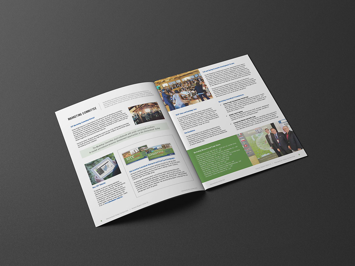 Annual Report, Signage, and Collateral-3