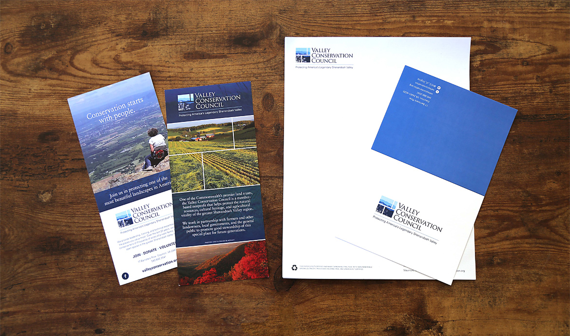 Valley Conservation Council: Identity & Collateral-0