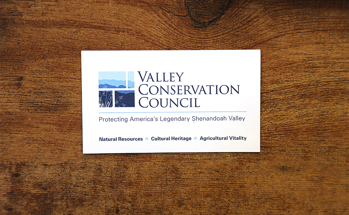 Valley Conservation Council: Identity & Collateral-1