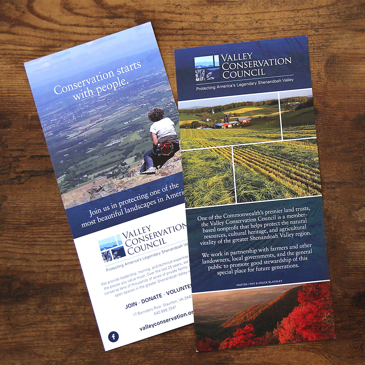 Valley Conservation Council: Identity & Collateral-2